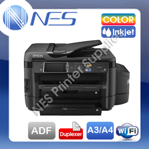 Epson ET-16500 4-in-1 A3/A4 Wireless Refillable Ink Tank Printer+Dual Tray+ADF+FAX [C11CF49506]