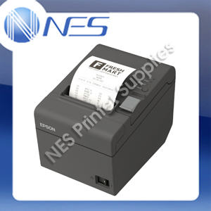 EPSON TM-T20 USB POS THERMAL RECEIPT PRINTER (includes PSU and IEC cable) P/N:C31CB10041