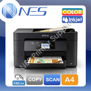 Epson Workforce Pro WF-3825 Colour Multifunction Inkjet Printer A4 [C11CJ07502] RRP $219
