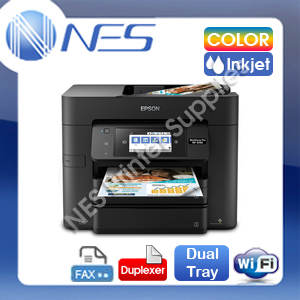 Epson WorkForce Pro WF-4740 4-in-1 Wireless Printer+Duplex+ADF+FAX [C11CF75501] (33)