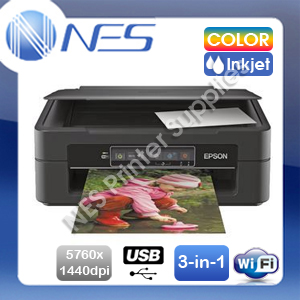 Epson Expression Home XP-245 3-in-1 Wireless Inkjet Printer #29 Inks [C11CF32501] [33]