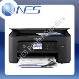 Epson Expression Home XP-4100 3-in-1 Wireless Photo Inkjet Printer+AirPrint #212 Ink Set P/N:C11CG33504