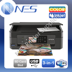 Epson Expression Home XP-442 3in1 Wireless Inkjet Printer+SD Card Slot [C11CF30501] [33]