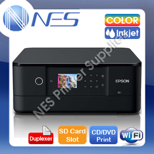 Epson Expression XP-6000 3in1 Wireless Inkjet Printer+Auto Duplex+CD/DVD Print [XP6000]