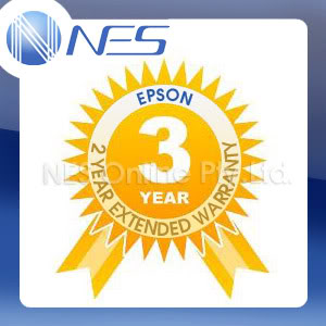 Epson 2-Year Extended Warranty for GT-S55 A4 Document Scanner (P/N:3YWGTS55)