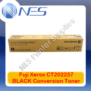 Fuji Xerox CT202237 Genuine BLACK Conversion toner for DocuCentre SC2020/DCSC2020NW 9K