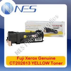 Fuji Xerox Genuine CT202613 YELLOW High Yield Toner Cartridge for DP
