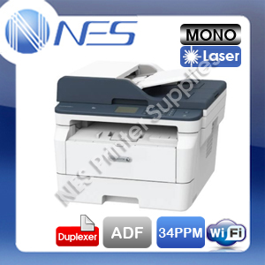 Fuji Xerox DocuPrint M285z Multifunction Wireless Mono Laser Printer+Duplex+ADF+Touchscreen
