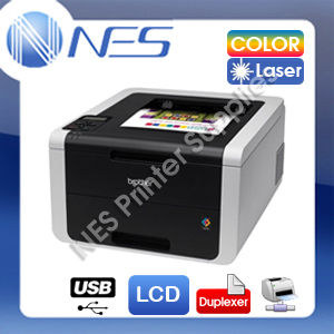 Brother HL-3150CDN Colour Laser Network Printer+Auto Duplexer /w TN251 Toner Set *RFB*