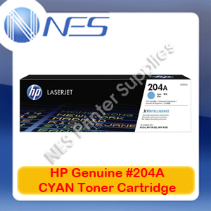 HP Genuine #204A CYAN Toner Cartridge for M154a/M154nw/M180n/M181fw [CF511A]