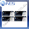 HP Genuine 305A Set (4x C/M/Y/K) Toner Cartridges for M351a/M375nw/M451dn/M451dw/M451nw/M475dn/M475dw [CE410A-CE413A]