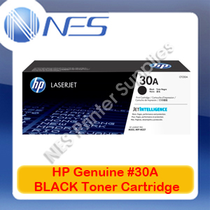 HP Genuine #30A BLACK Toner Cartridge for LaserJet Pro M203dn/M203dw/M227d/M227fdn/M227fdw/M227sdn 1.6K [CF230A]