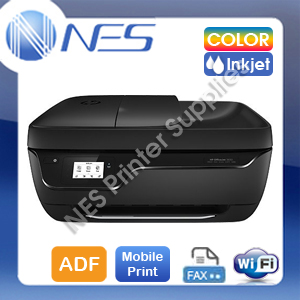 HP OfficeJet 3830 4-in-1 Wireless Inkjet Printer+FAX+ADF+Mobile Print+AirPrint (F5R95A)
