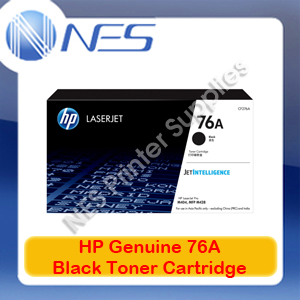HP Genuine #76A Black Toner Cart for M428fdn/M428fdw/M404dw/M404dn [CF276A] 3K