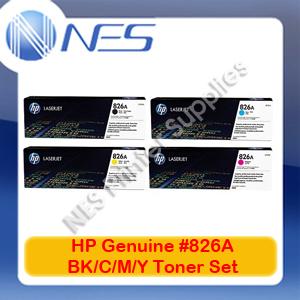 BK Toner CF310A Compatible Set CF313A for HP Color LaserJet M855DN M855X+