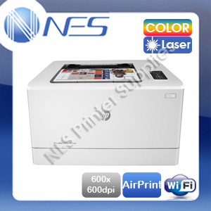 HP LaserJet Pro M154nw Wireless Network Color Laser Printer [T6B52A]