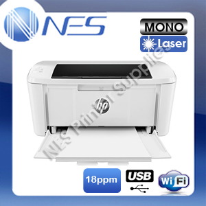 HP LaserJet Pro M15w Mono Laser USB Wireless Printer+ePrint [W2G51A]