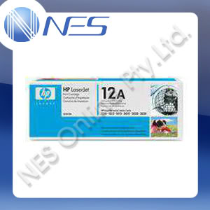 HP Genuine Q2612A Black Toner Cartridge for 1015/1020/1022/3015/3030/3050/3052/3055 12A ***FREE SHIPPING!***