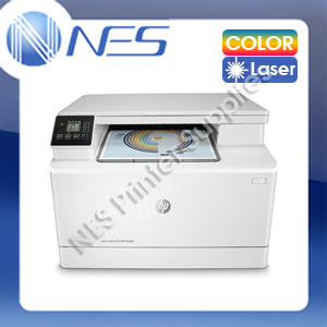 HP LaserJet M182n Network Multifunction Color Laser Printer [7KW54A]