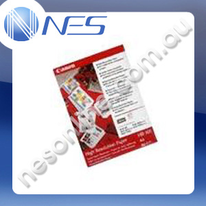Canon A4 High Resolution Paper 100gsm (50x sheets) [P/N:HR-101NA450]