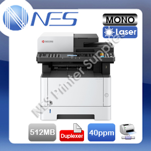 Kyocera M2040DN 3-in-1 Mono Laser Network MFP Printer+2-Year Warranty 40PPM PN:1102S33AS0 (RRP:$889.90)