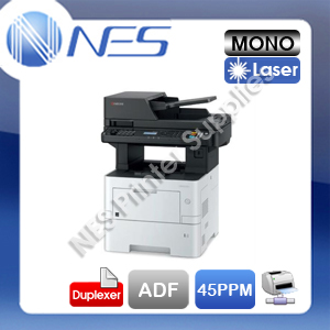 Kyocera ECOSYS M3645dn All-in-1 Network Black & White Laser Printer+Duplex+ADF RRP $1,670.90