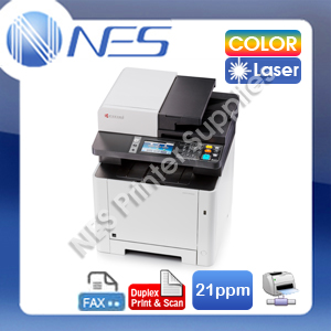 Kyocera ECOSYS M5521cdn 4-in-1 Color Laser Network Printer+FAX+Duplex Scan/Print (RRP:$460.90)