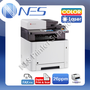 Kyocera ECOSYS M5526cdn 4-in-1 Color Laser Network Printer+FAX+Duplex Scan/Print (RRP:$735.90)
