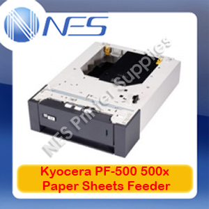 Kyocera Genuine PF-500 500x Sheets Paper Tray Feeder for FS-C5100DN/5200DN/5300DN