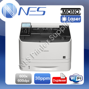 Canon i-SENSYS LBP251dw Mono Laser Wireless Network Printer+Auto Duplexer 30PPM