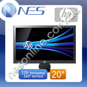 "HP LE2002xm WLED 20"" wide 16:9 with integrated speakers LED Monitor [A2U63AA]"