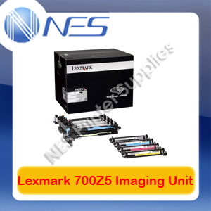 Lexmark GENUINE 700Z5 Black & Colour Image Unit->CS310/410/510 CX310/410/510 [70C0Z50]