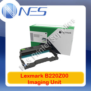Lexmark Genuine B220Z00 BLACK Imaging Drum Unit for MB2236adwe/B2236dw 12K Yield