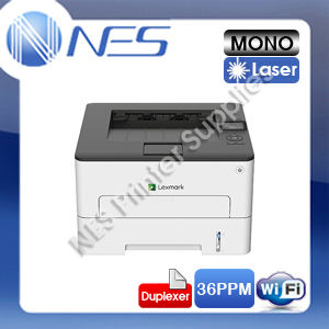 Lexmark B2236dw Wireless Mono Laser Printer+Duplex+1-Yr Onsite Wty 36ppm