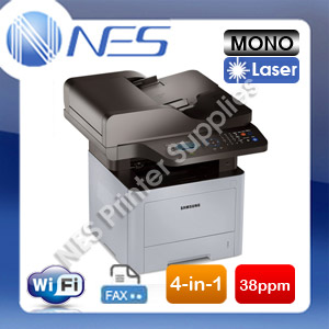 Samsung SL-M3870FW 4-in-1 Wireless Mono Laser MFP Printer+Duplex 38PPM /w D203S Toner [SL-M3870FW]