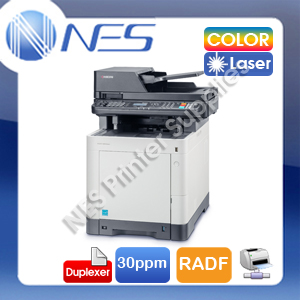 Kyocera ECOSYS M6530cdn 4-in-1 Color Laser Network MFP Printer+FAX+RADF+Duplexer(RRP:$1184.70) 1102NW3AS0
