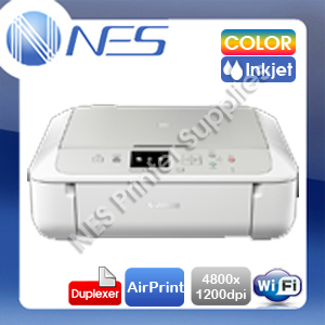 Canon PIXMA MG5760-WH 3in1 Wireless Inkjet Printer+Duplex+Mobile Print+AirPrint