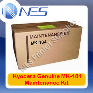 Kyocera Genuine MK-184 Maintenance Kit for P2035d Yield P/N:1702PG8AS0 (100K)
