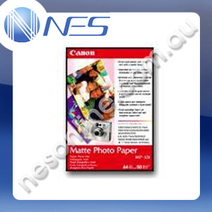 Canon A4 MP101 High Quality Matt Photo Paper 170gsm (50x sheets) [P/N:MP-101]