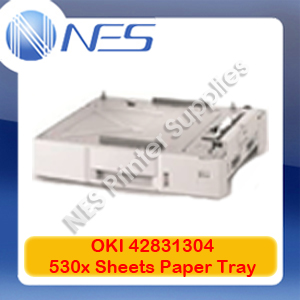 OKI Genuine 42831304 530x Sheets 2nd/3rd Paper Tray for C910/C910n/C910dn RRP$1375