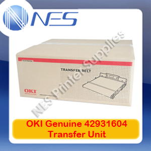 OKI Genuine 42931604 Transfer Unit for C910/C9600/C9650/C9800/C9850/ES364 (100K)