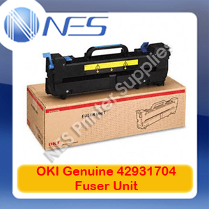 OKI Genuine 42931704 Fuser Unit for C910/C9600/C9650/C9800/C9850/ES3640/ES3640e