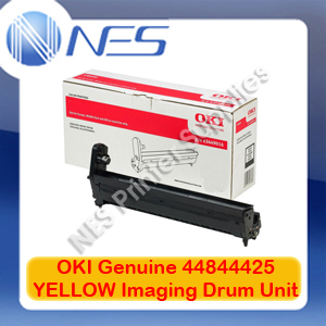OKI Genuine 44844425 YELLOW Imaging Drum Unit for ES8431 (30K)