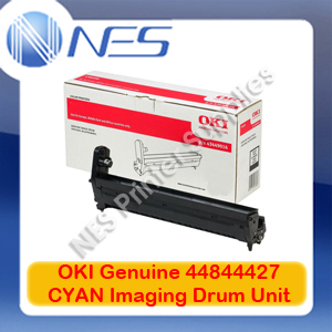 OKI Genuine 44844427 CYAN Imaging Drum Unit for ES8431 (30K)