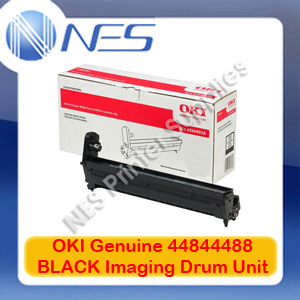 OKI Genuine 44844488 BLACK Imaging Drum Unit for ES8473/ES8473dn/ES8473dnct/ES8473dnx/ES8473dnv (30K)