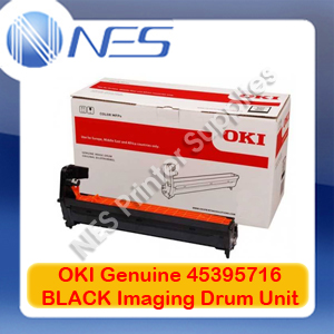 OKI Genuine 45395716 BLACK Imaging Drum Unit for ES7470/ES7480 (30K)