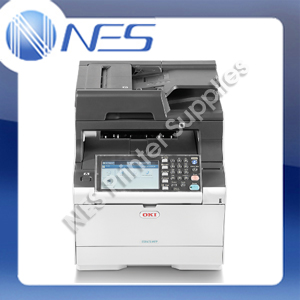 OKI ES5473dn 4in1 Color Laser Network Printer+Duplex Print/Scan+FAX