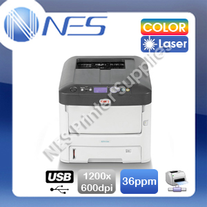 OKI ES7412n A4 Color Laser Network Printer [PN:46406106]