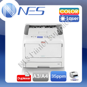 OKI ES8433dn Color Laser Network Printer+Auto Duplex [PN:46396625]