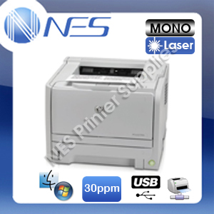 HP P2035n Network USB Mono Laser High Speed Printer 30PPM w/ CE505A (CE462A)